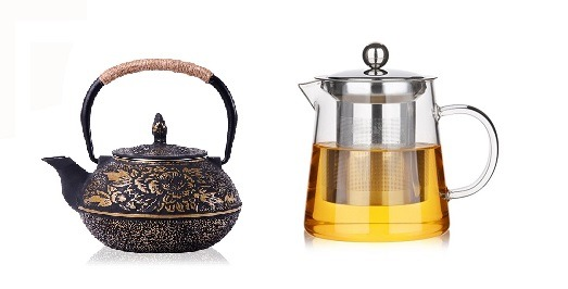 Jueqi Review and Teapot Luxtea Comparison