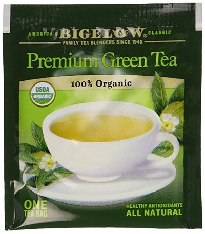 bigelow green tea weight loss review