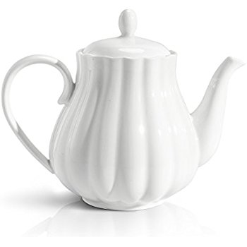 Sweese 2301 Teapot Pumpkin Fluted Shape Review